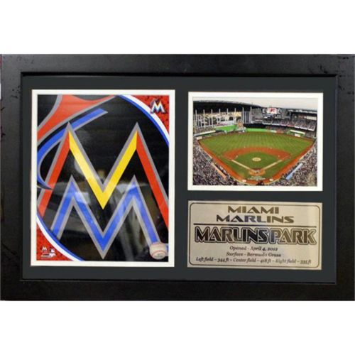 Miami Marlins Photo Stat Frame