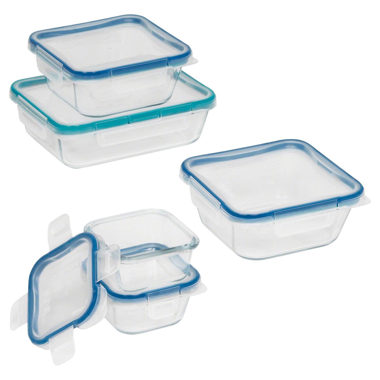 sc 1 st  Kohlu0027s & Snapware Total Solution Pyrex 10-pc. Food Storage Set