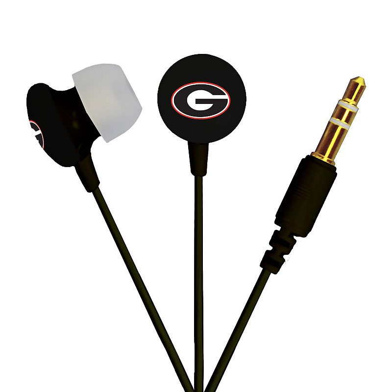 AudioSpice Georgia Bulldogs Ignition Earbuds