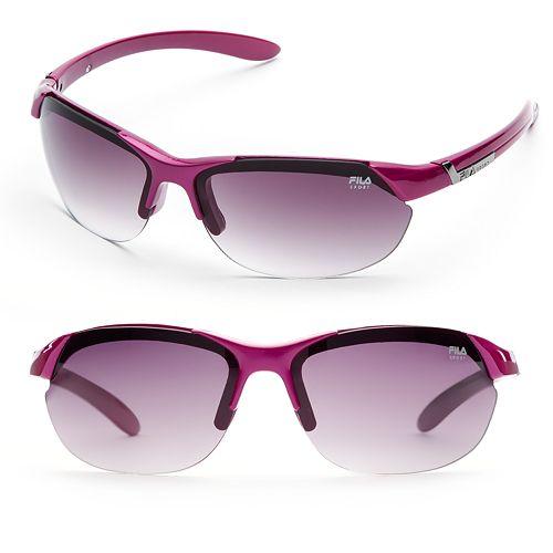 5d73a67694 FILA SPORT® Semirimless Sunglasses