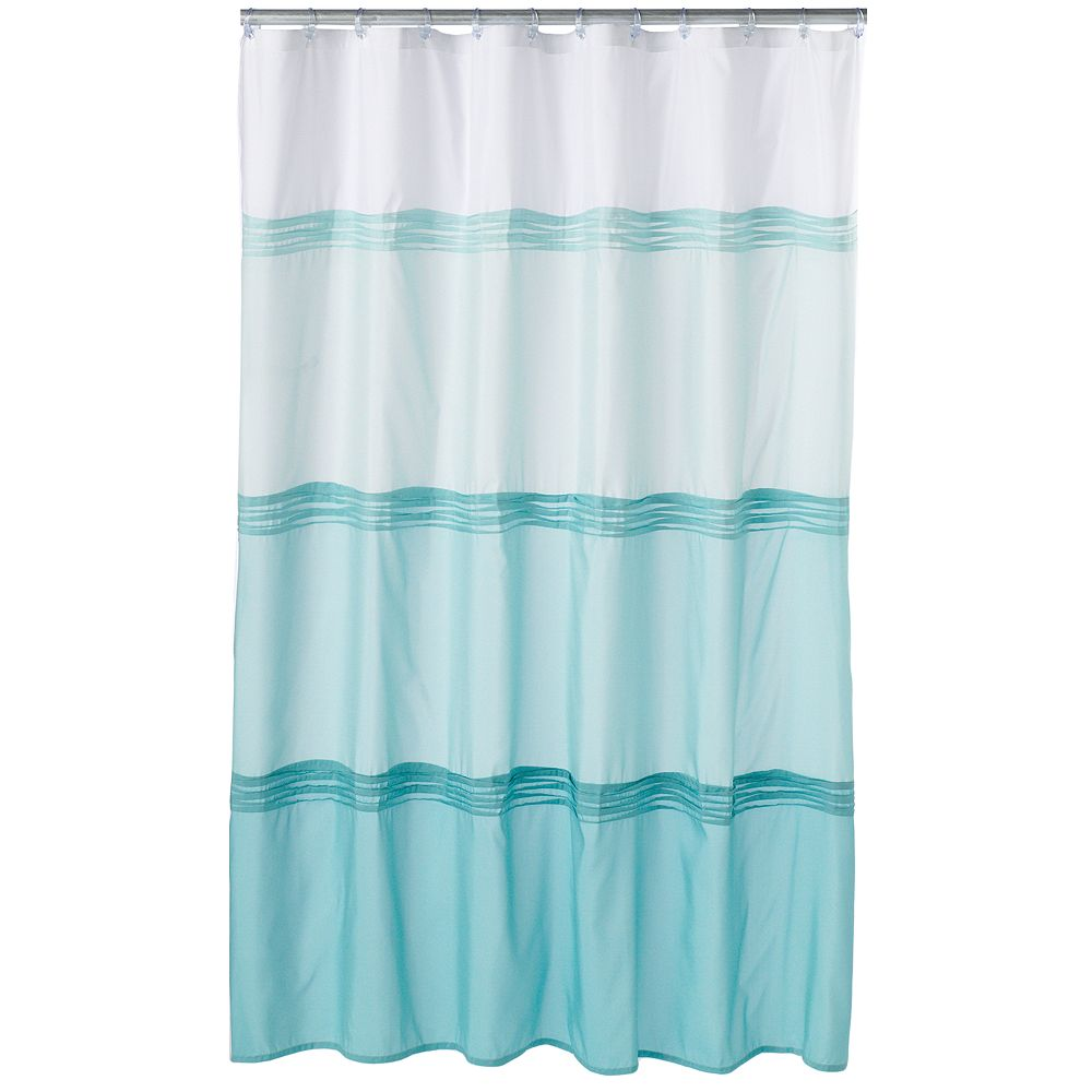 SONOMA Goods For LifeTM Shoreline Pintuck Fabric Shower Curtain