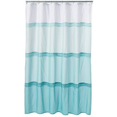 SONOMA Goods for Life™ Shoreline Pintuck Fabric Shower Curtain