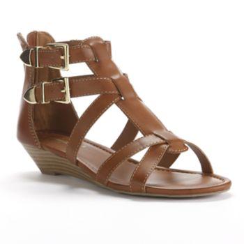 Sale alerts for  Candie's® Gladiator Sandals - Women - Covvet