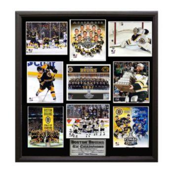 Boston Bruins Champions 9-Photo Collage