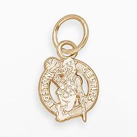 LogoArt Boston Celtics 14k Gold Logo Charm