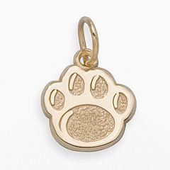 LogoArt Penn State Nittany Lions 14k Gold Logo Charm