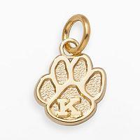 LogoArt Kentucky Wildcats 14k Gold Logo Charm