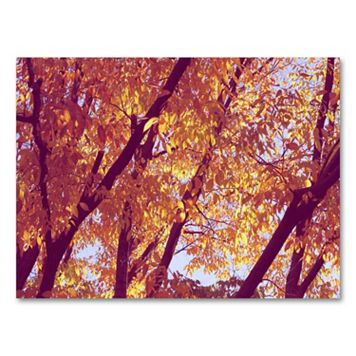 22'' x 32'' ''Trees'' Canvas Wall Art by Ariane Moshayedi