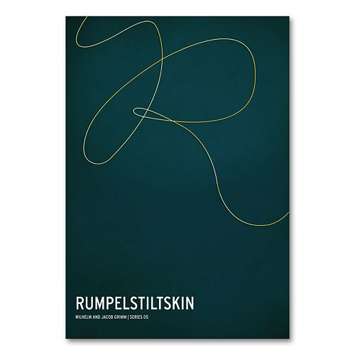 32'' x 22'' ''Rumpelstiltskin'' Canvas Wall Art by Christian Jackson