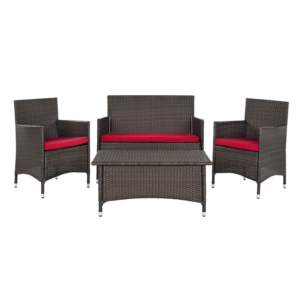 Safavieh Mojavi 7-pc. Patio Set