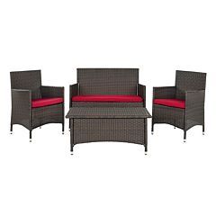 Safavieh Mojavi 7 pc Patio Set