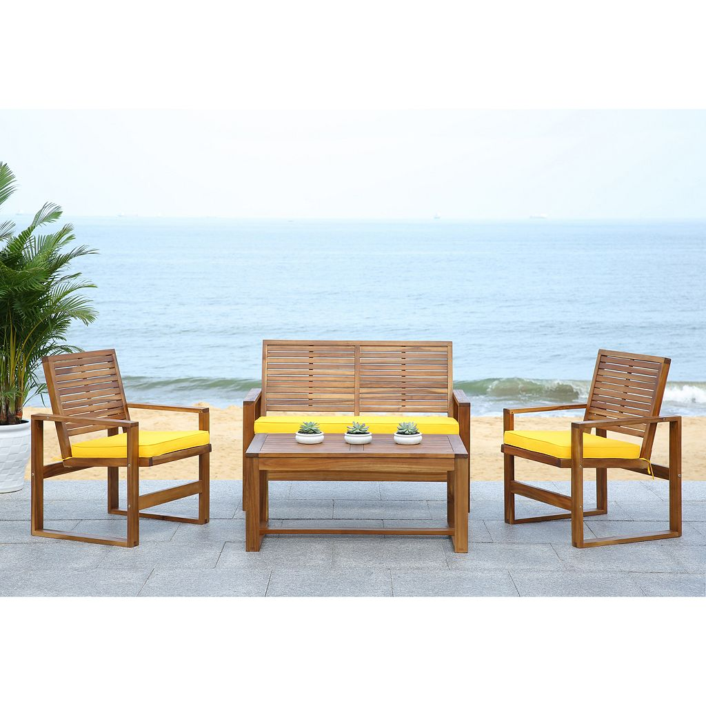 Safavieh Ozark 7-pc. Patio Set