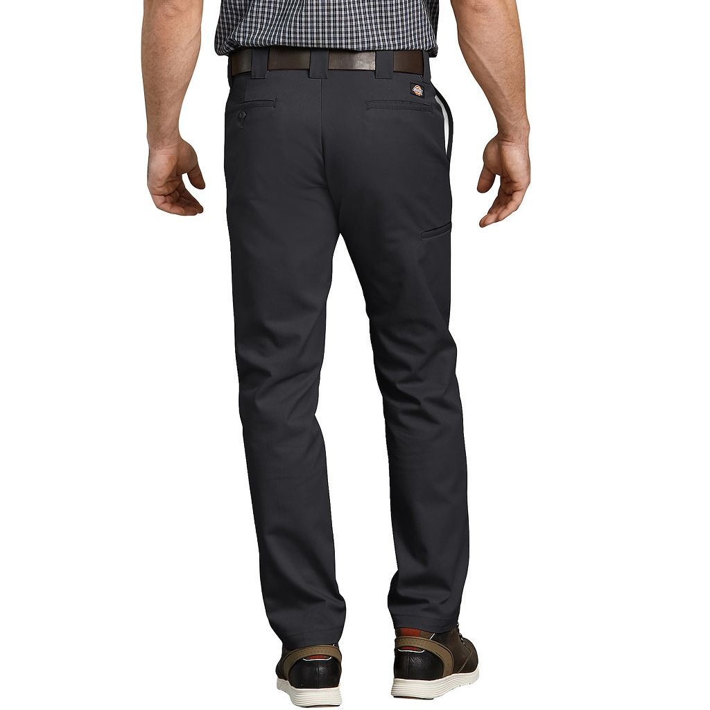 Men's Dickies Slim-Fit Flex Fabric Work Pants