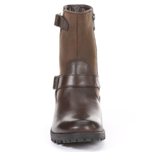 Eastland Belmont Women's Leather Ankle Boots