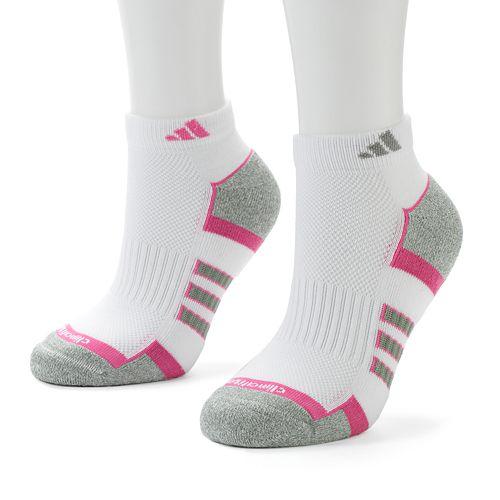 d6f9565b5 adidas 2-pk ClimaCool Arch Compression Low-Cut Socks - Women