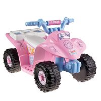 Power Wheels Disney Princess Lil' Quad Ride-On by Fisher-Price