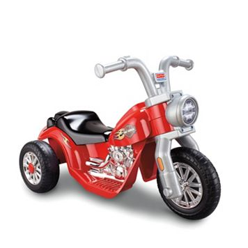 Power Wheels Lil' Harley Ride-On by Fisher-Price