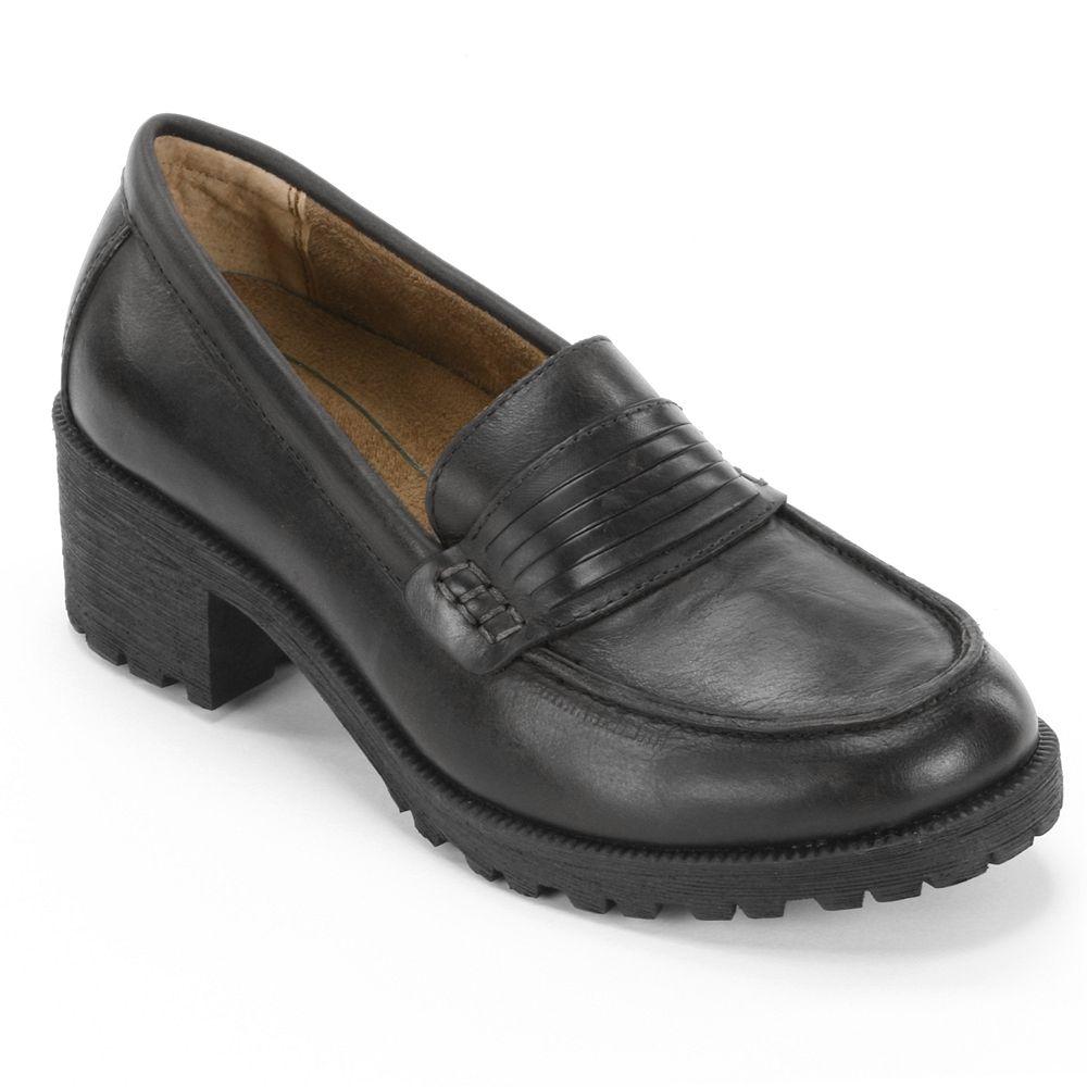7ea99034260 Eastland Newbury Women s Leather Loafers