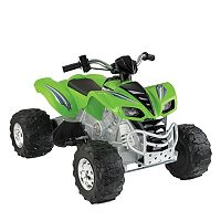 Power Wheels Kawasaki KFX Ride-On by Fisher-Price