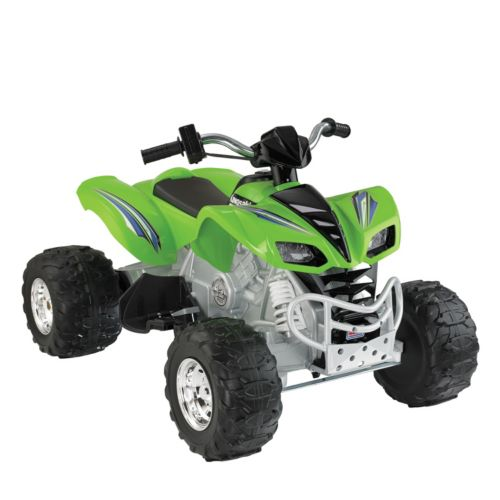Power Wheels Kawasaki KFX Ride-On by Fisher-Price