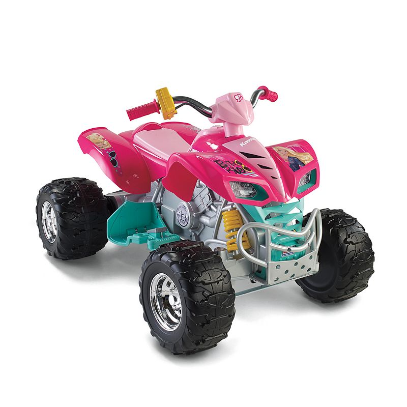 Power Wheels Barbie KFX Ride-On by Fisher-Price ()