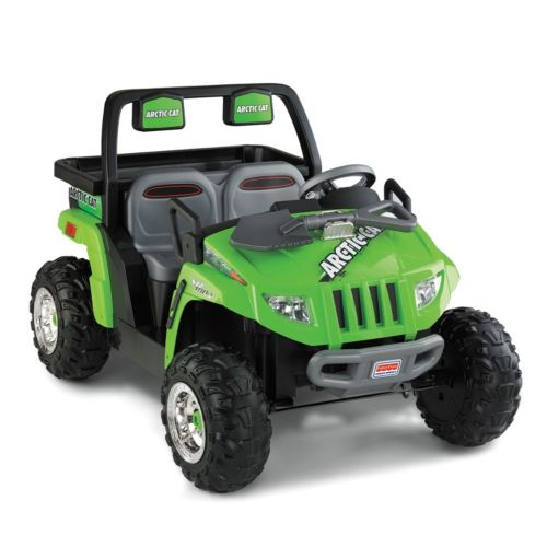 Power Wheels Arctic Cat Ride-On by Fisher-Price