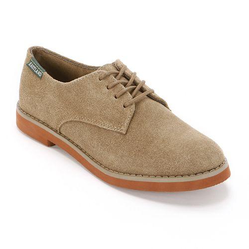Eastland Bucksport Women's Suede Oxford Shoes