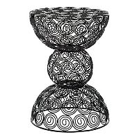 Safavieh Leila Iron Wire Stool