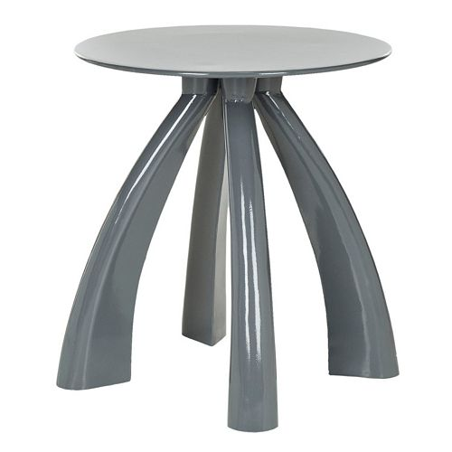 Safavieh Iridium Iron Stool