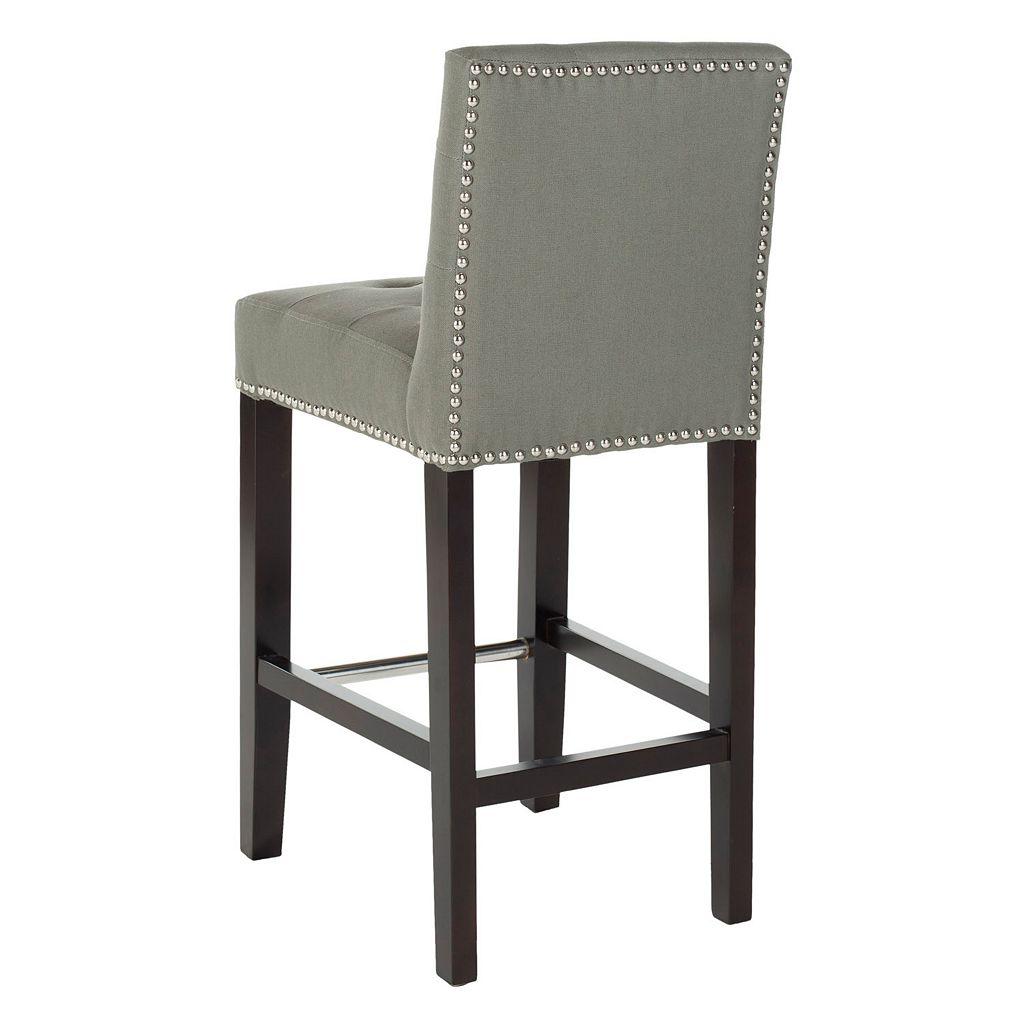 Safavieh Thompson Linen Counter Stool