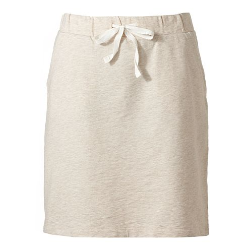 SONOMA Goods for Life™ French Terry Lounge Skirt - Women's