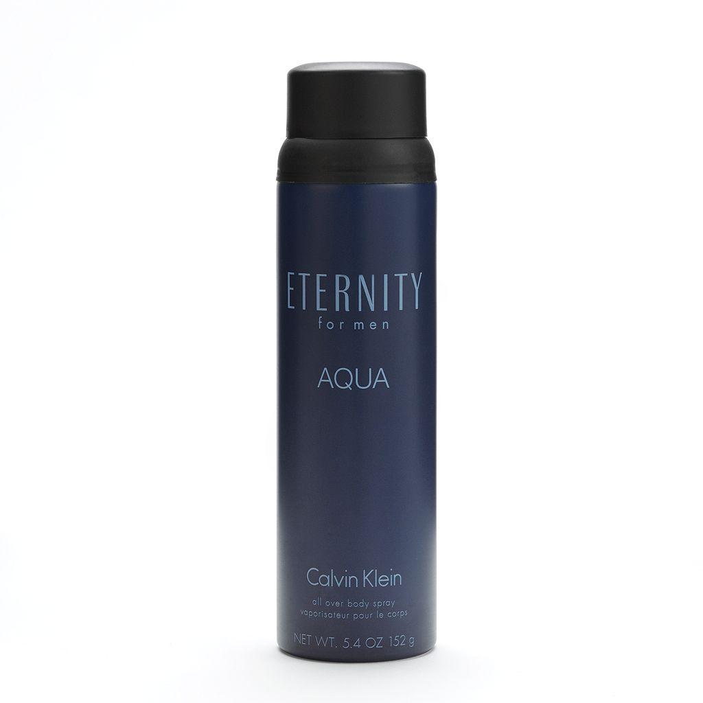 Calvin Klein Eternity Aqua All Over Body Spray - Men's