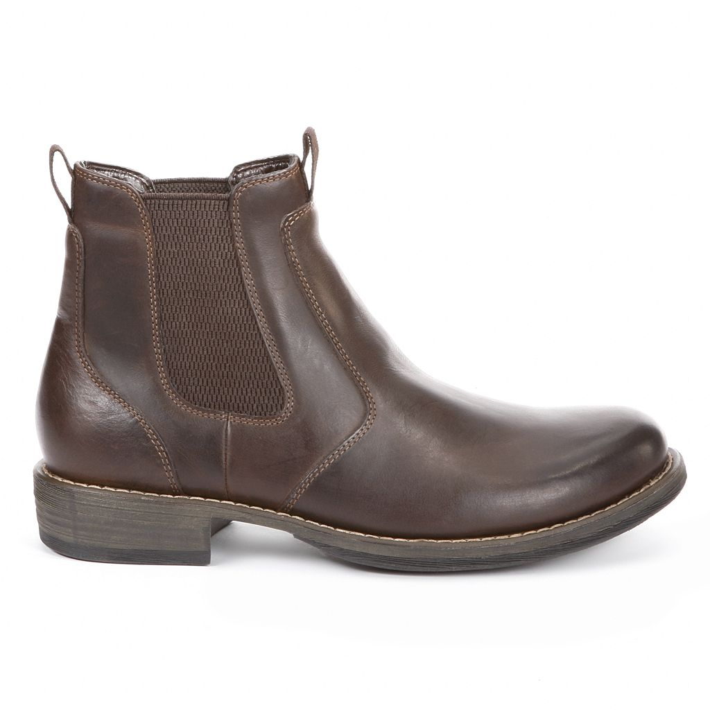 Eastland Daily Double Men's Leather Chelsea Boots
