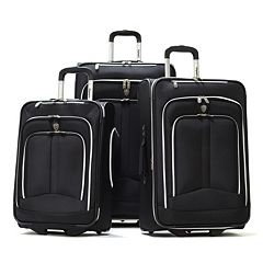 Olympia Hamburg 3-Piece Wheeled Luggage Set