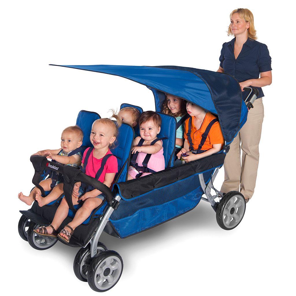 Foundations LX6 6-Passenger Stroller