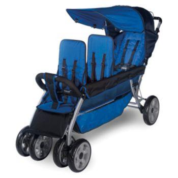 Foundations LX3 3-Passenger Stroller