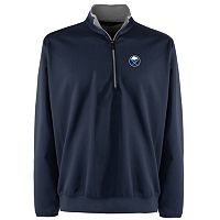Men's Buffalo Sabres 1/4-Zip Leader Pullover