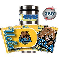 UCLA Bruins Stainless Steel Metallic Travel Tumbler