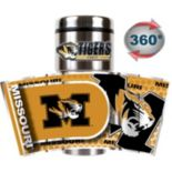 Missouri Tigers Stainless Steel Metallic Travel Tumbler