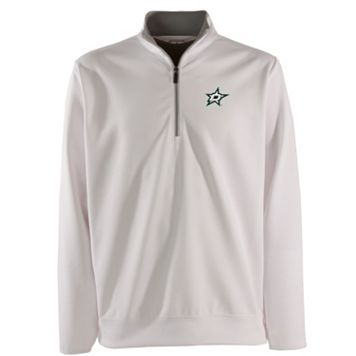 Men's Dallas Stars 1/4-Zip Leader Pullover