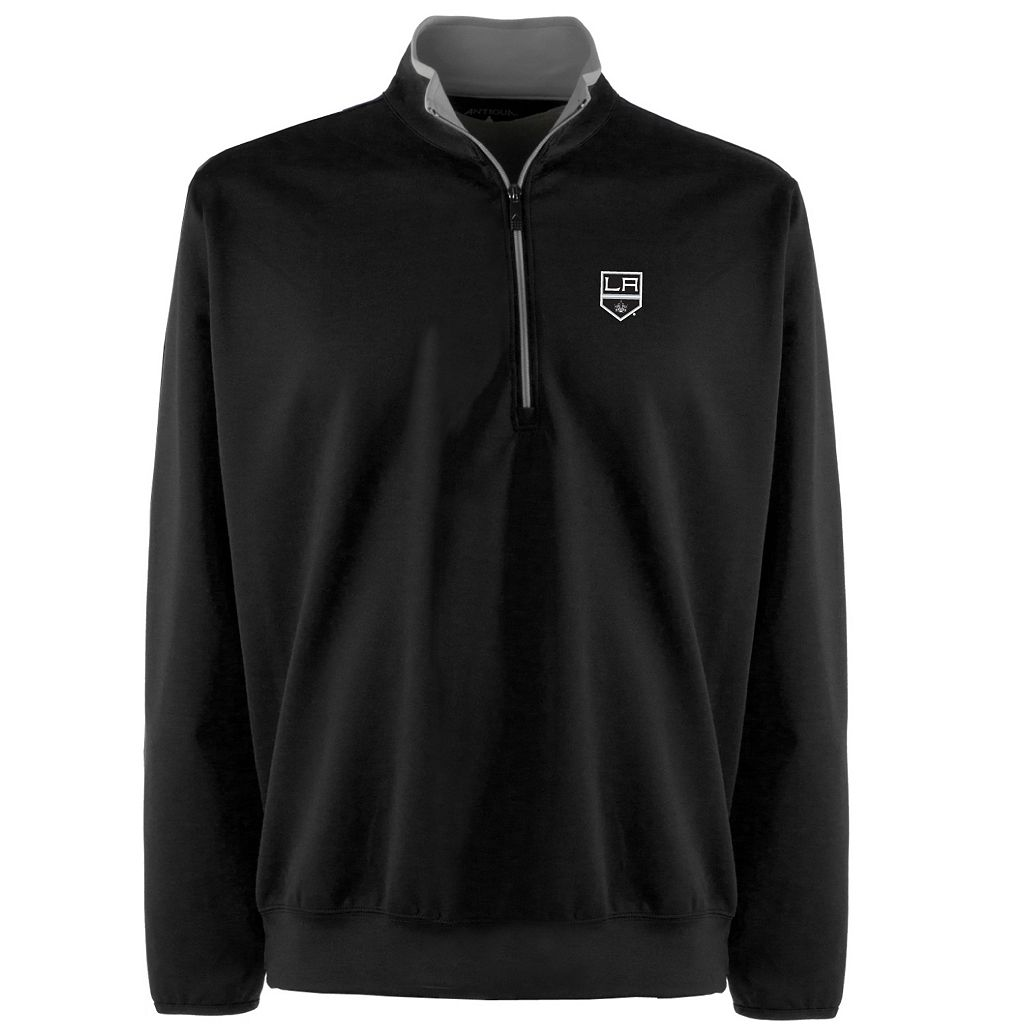 Men's Los Angeles Kings 1/4-Zip Leader Pullover