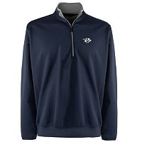Men's Nashville Predators 1/4-Zip Leader Pullover