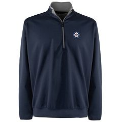 Men's Winnipeg Jets 1/4-Zip Leader Pullover