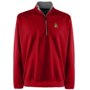 Men's Ottawa Senators 1/4-Zip Leader Pullover