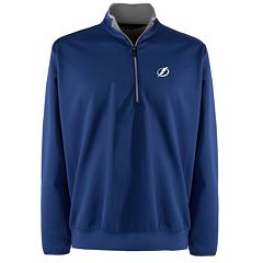 Men's Tampa Bay Lightning 1/4-Zip Leader Pullover