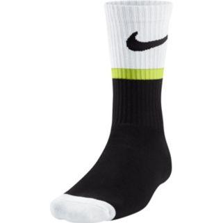 Men's Nike HBR Classic Cushioned Crew Socks - Men