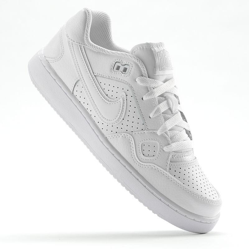 Nike White Son of Force Women's Athletic Shoes