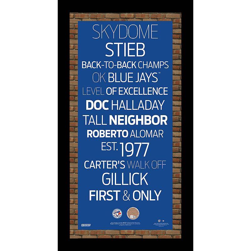 Steiner Sports Toronto Blue Jays 19