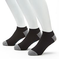 Columbia 3-pk. Athletic No-Show Socks - Men