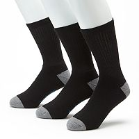 Columbia 3-pk. Athletic Crew Socks - Men
